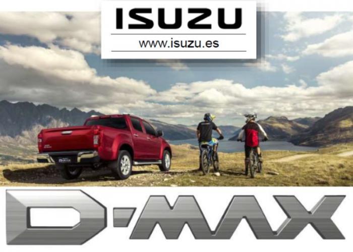 Catalogo Isuzu D-Max Febrero 2019