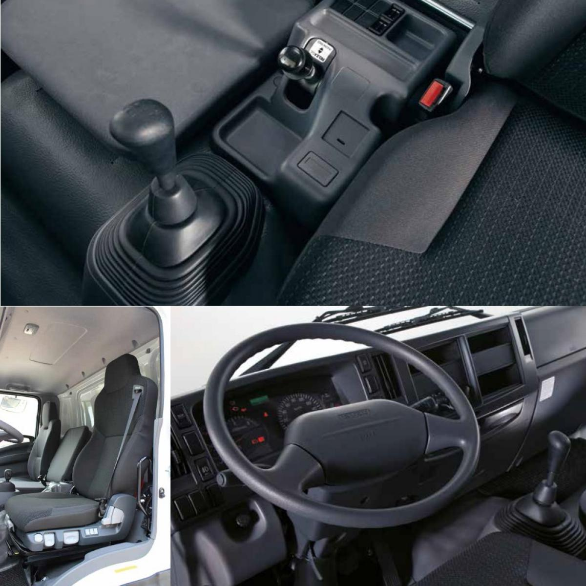 Isuzu F14 Comfort