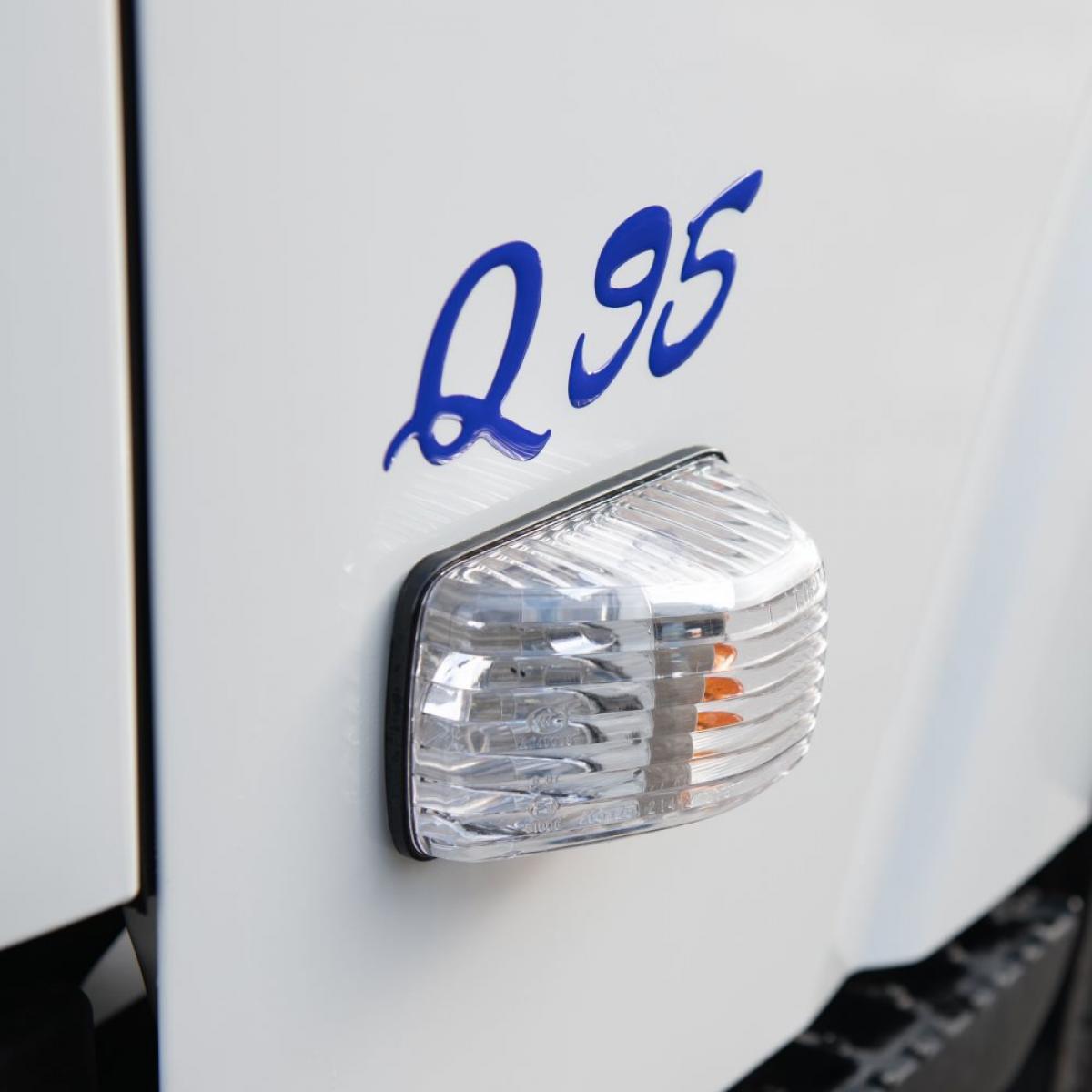 Isuzu Q95 Potencia