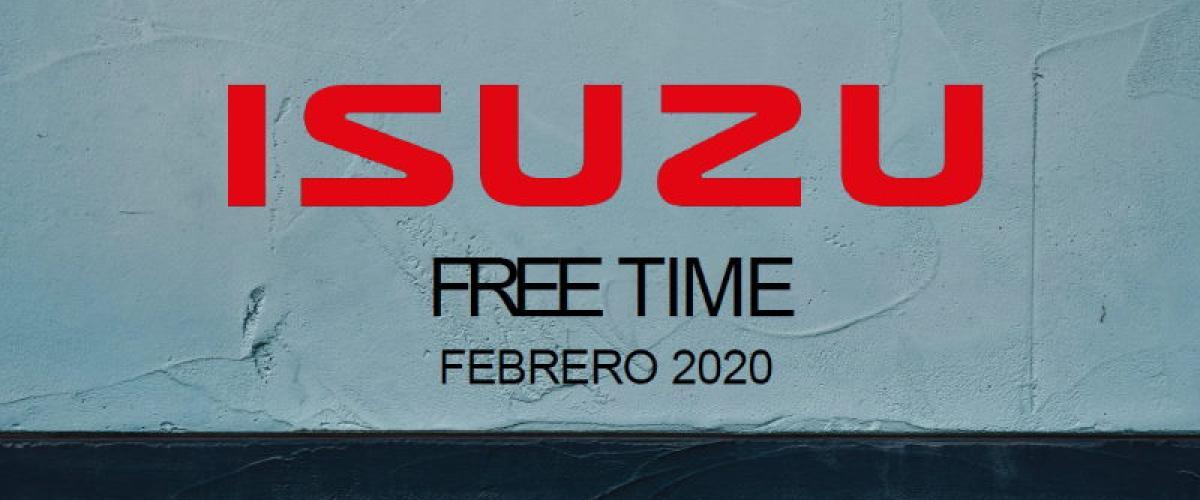 Catálogo electrónico Isuzu Free Time